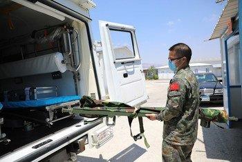Hospital da Unifil pronto a ajudar na resposta ao desastre