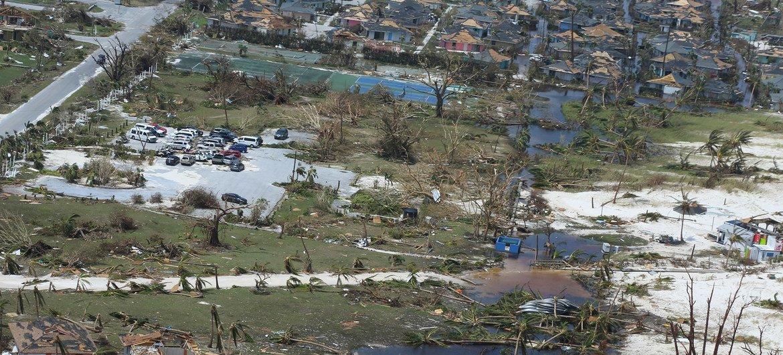 UN gears up emergency food aid for hurricane-struck region