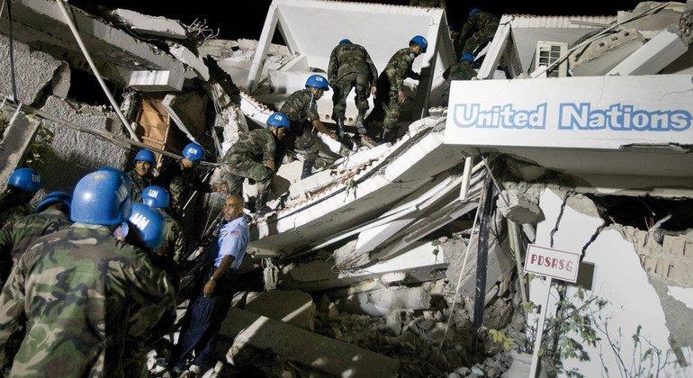 Haïti, 10 ans après le séisme : « La reconstruction est un processus