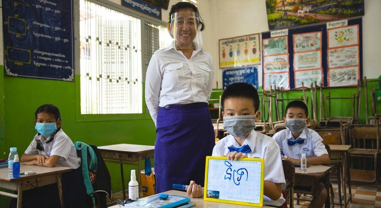 Pandemic disruption to learning is an opportunity to reimagine, revitalize education