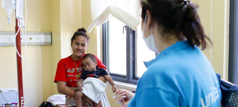 Apesar de a vacina contra o sarampo existir há mais de 50 anos, em 2018 um aumento nos casos da doença matou mais de 140 mil pessoas. A maioria crianças e bebês.