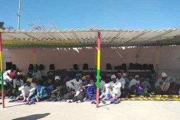 Les survivants du bateau qui a chaviré au large de la Mauritanie attendent de recevoir une assistance des autorités mauritaniennes, de l'Organisation internationale pour les migrations (OIM) et du HCR.