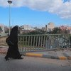 Mulher em Trípoli, na Líbia