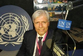 Ola Elvestuen, President of the UN Environment Assembly.