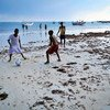 Humankind's future wellbeing is directly linked to the health of the ocean.