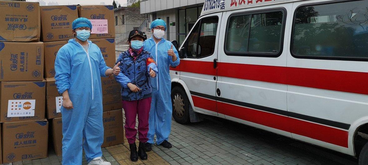 El coronavirus se puede parar: China lo ha demostrado | Noticias ONU