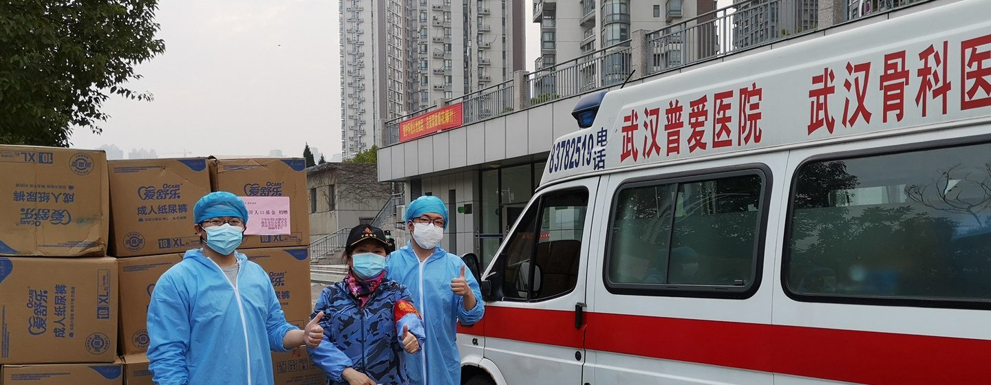 First Person: two months of COVID-19 confinement in Wuhan