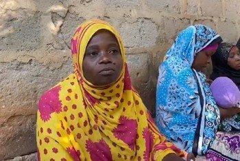 Self-help group in Tanzania, Zanzibar, to empower women.