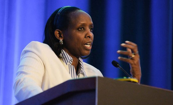 Agnes Kalibata, Special Envoy for 2021 Food Systems Summit.