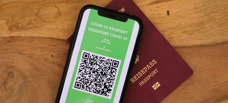 Algunos países están considerando un pasaporte de vacunación del COVID-19