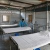 In Cox's Bazar, Bangladesh, an isolation centre has been built to provide health care to Rohingya refugees, in the event of a major outbreak of COVID-19.
