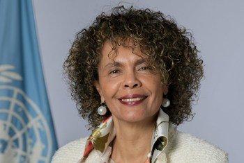 Cristina Duarte, subsecretária-geral e conselheira do secretário-geral para África