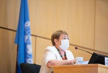 A alta comissária para os Direitos Humanos, Michelle Bachelet, disse ainda que, durante a pandemia, estas organizações têm um papel ainda mais essencial