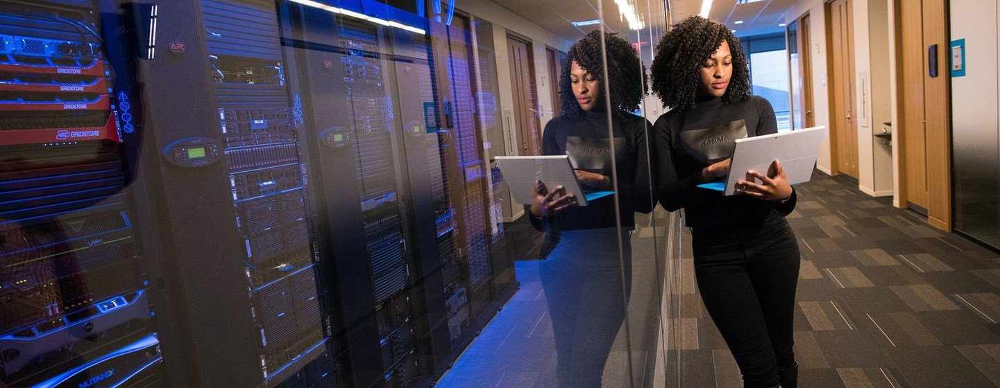 The number of women working in STEM fields is growing.