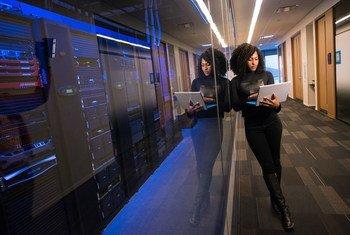 Se necesitan más mujeres en el área de tecnología.