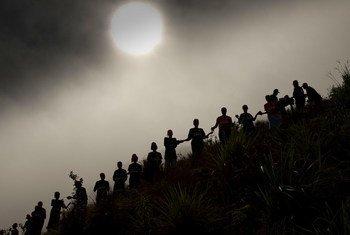 InformeaoConselho de Segurançasublinha que omundoprecisa apoiaraemergência paraasvítimas dotremor