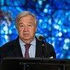 Le Secrétaire général de l'ONU, António Guterres.