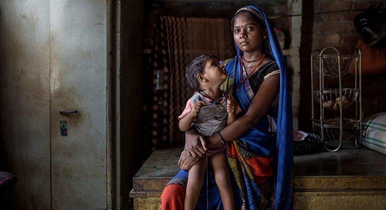 ONU pede maior inclusão das vozes das pessoas que vivem na pobreza