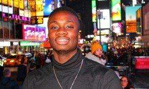 Animal fact TikToker Mamadou Ndiaye