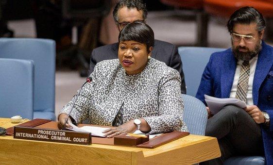 Processo será liderado pela promotora-chefe do Tribunal, Fatou Bensouda.