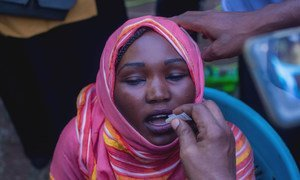 The World Health Organisation (WHO) has scaled up their cholera vigilance in Khartoum, Sudan.