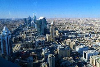 Riyadh, the capital of Saudi Arabia.