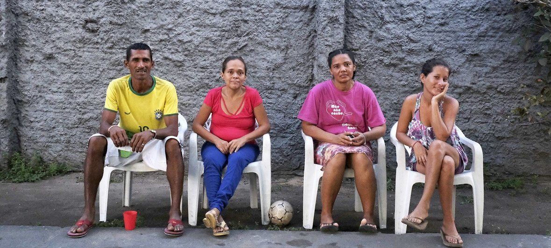 Jair Bolsorando mencionou a acolhida pelo Brasil de mais de 400 mil venezuelanos que fogem da crise no país vizinho.