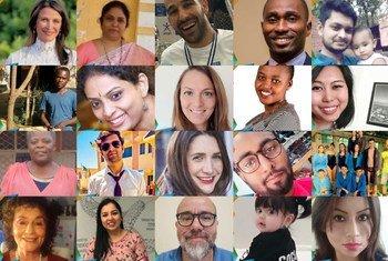 联合国在2020年庆祝成立75周年之际,开展了一项全球调查和对话运动。