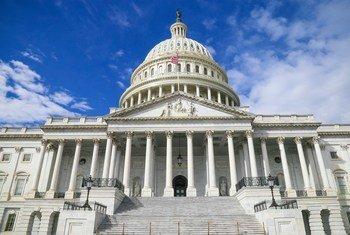 Congresso dos Estados Unidos, em Washington D.C.