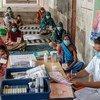 Na Índia, o processo de vacinação começou essa semana
