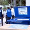 泛美卫生组织在危地马拉积极帮助当局做好应对冠状病毒大流行的准备。