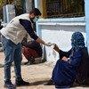 تدعم الأمم المتحدة المجتمعات الضعيفة في سوريا خلال جائحة كورونا فيروس.