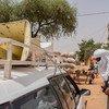 Scène de rue à Niamey, la capitale du Niger (archive)