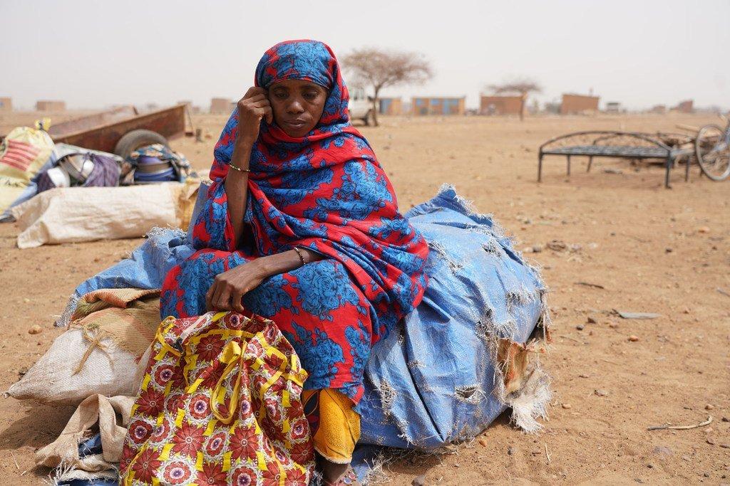 Maelfu ya watu wamefurushwa kutokana na vurugu kaskazini mwa Burkina Faso.