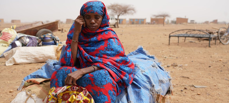 Des milliers de personnes ont été déplacées dans le nord du Burkina Faso en raison de l'augmentation de la violence.