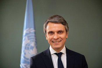 Дмитрий Марьясин, заместитель главы Европейской экономической комиссии ООН.