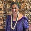 Sabra Kauka is a cultural practitioner and teaches Hawaiian studies on the island of Kauai in Hawaii.