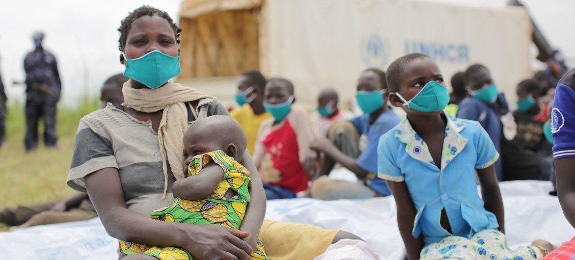 República Democrática do Congo, RD Congo, atravessa a maior crise alimentar do mundo com 21,8 milhões de pessoas vivendo em situação de insegurança alimentar aguda.