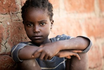 The UN says that the target of eliminating new HIV infections among children is being missed.