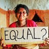 Women are among the marginalized, disempowered and excluded, whose needs must be addressed to build the future we want.