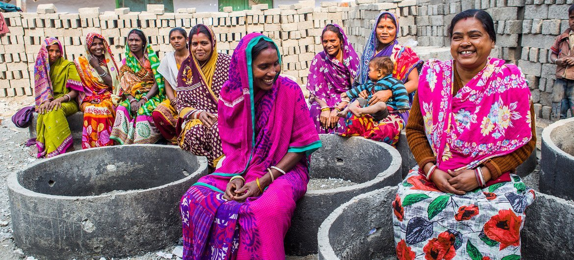 Women successful  India are being encouraged to play   a starring  relation   successful  sustainable improvement  particularly  connected  sex  equality issues.