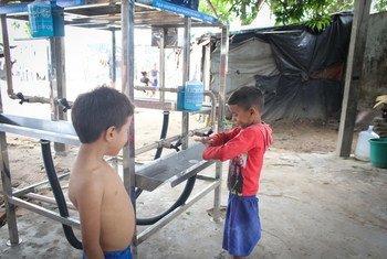 Meta é promover total acesso à água limpa, saneamento e higiene até 2030
