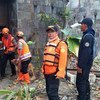 Agus Haryono, International Search and Rescue Advisory Group (INSARAG) member from Basarnas, Indonesia.