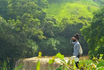 Alajuelita quiere dejar atrás su pasado de exclusión. Hoy emprende esfuerzostrabaja para proteger el ambiente y generar recursos para la recuperación económica de las familias luego de la pandemia por COVID-19. La ONU, a través de su agencia especializada