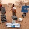 Le HCR continue d'aider les personnes déplacées vulnérables au Burkina Faso.