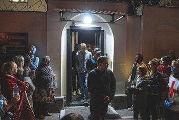 Des manifestants détenus lors de manifestations à Minsk, au Bélarus, sont libérés de prison (photo d'archives).
