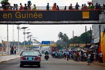 Maisha ya kila siku mjini Conakry Guinea