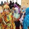 Le Fonds des Nations Unies pour la population (FNUAP) a soutenu des espaces favorables aux femmes au Soudan.