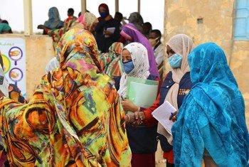 صندوق الأمم المتحدة للسكان يدعم المساحات الصديقة للمرأة في السودان.