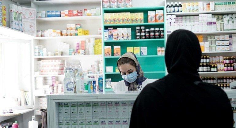 ВОЗ: в Иране борются с пандемией, укрепляя систему первичной медицинской помощи